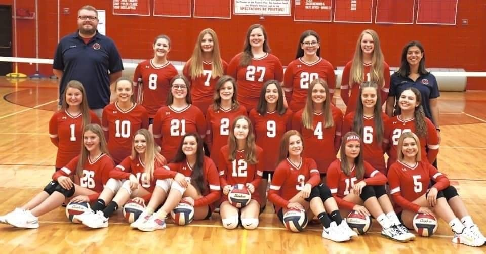 Juniata Girls' Volleyball Season
