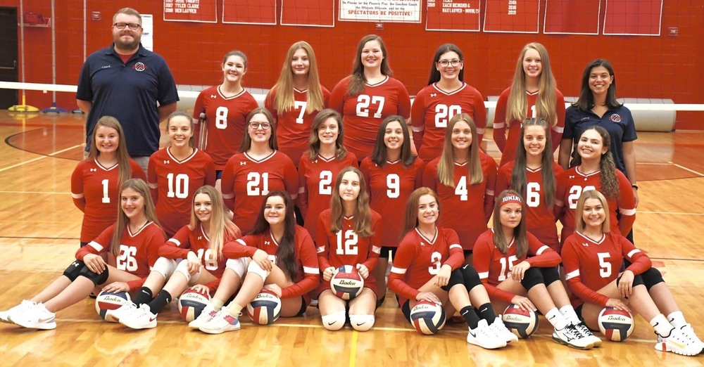 Juniata Girls'  Volleyball