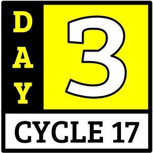 Cycle 17, Day 3