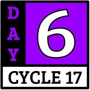 Cycle 17, Day 6