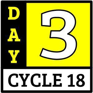 Cycle 18, Day 3