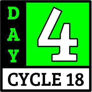 Cycle 18, Day 4
